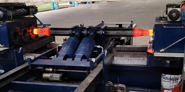 桥管挤压机-巴西车桥智能生产线