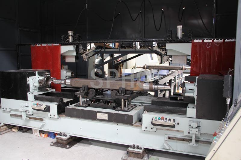 车桥底板自动焊接机